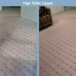 high traffic carpet disaster