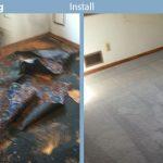 install carpet