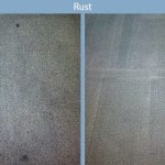 rust carpet disaster