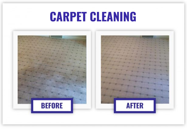 Holiday carpet cleaning