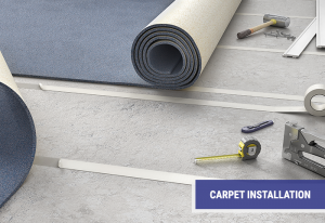 Carpet Installation from Advanced Carpet Restoration Company