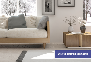 Advanced Carpet Restoration is your preferred winter carpet cleaning company