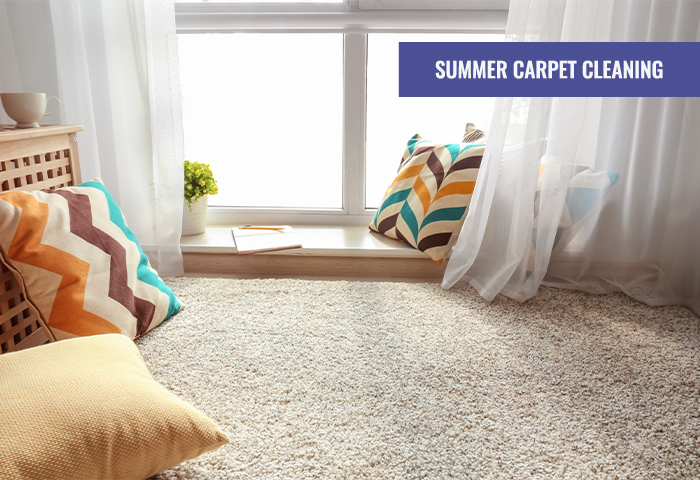 ACR Summer Carpet Cleaning